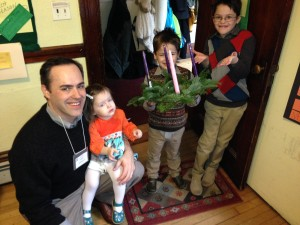 Advent Wreath-making on Sunday November 30 after the 10 am service