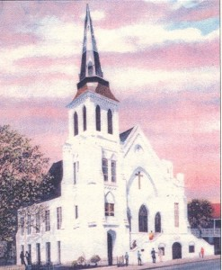 Emanuel AME Church Charleston, South Carolina